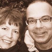 Marco Ganzeman en Carolien Looman